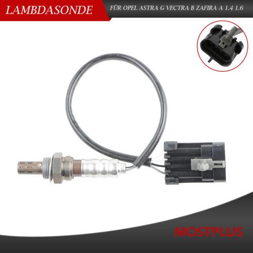 LAMBDASONDE REGELSONDE Für OPEL VECTRA B 1.6i 16V ASTRA G CC 1.4 VECTRA B 1.6i