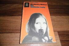 Peter O`Donnell  -- MODESTY BLAISE // die TÖDLICHE LADY 1971