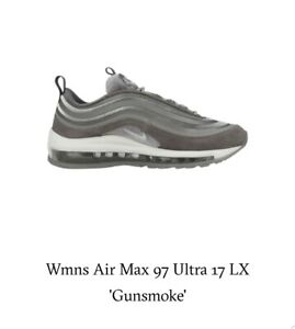Details about NIKE AIR MAX 97 ULTRA '17 LX AH6805 001 WMNS SIZE 9 MENS SIZE 7.5
