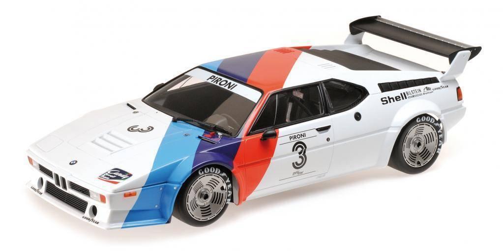 BMW M1 Procar BMW Motorsport Procar Series 1979 - 1 12 - Minichamps