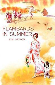 Flambards-in-Summer-Flambards-book-3-Flambards-3-by-Peyton-K-M-NEW-Book