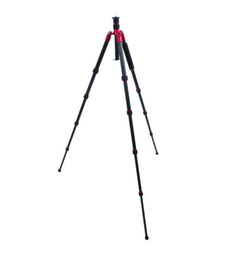 Professional Carbon Fiber Tripod /& Monopod w// Pan Head DSLR Camera Photo Video
