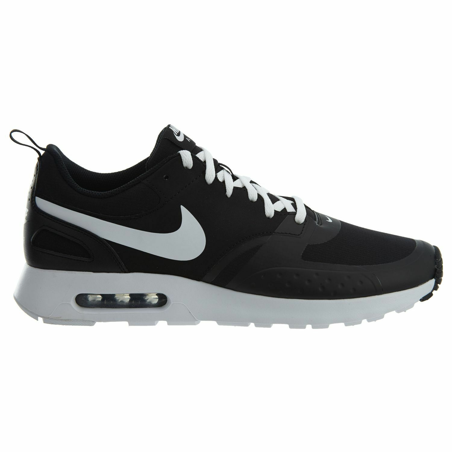 Nike Air Max Vision Mens 918230-007 Black White Athletic Running Shoes Size 8.5