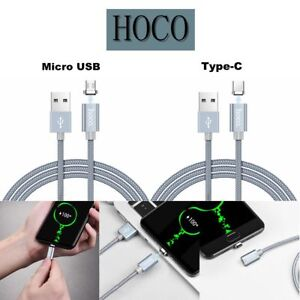 HOCO-1M-Magnetic-Micro-Type-C-USB-Charging-Charger-Data-Cable-for-Android-Phone