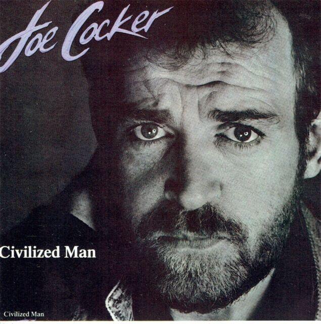 CD JOE COCKER / civilized man