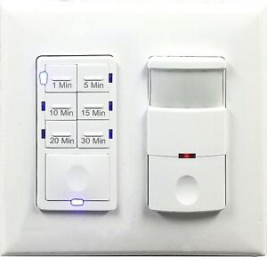 Het06a Tdos5 Countdown Timer Switch Indoor Motion Sensor Light