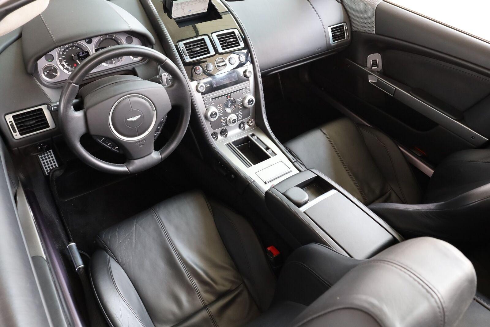 Aston Martin DB9 6,0 Volante aut.