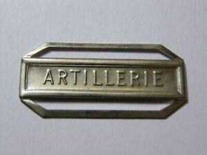 Agrafe-Artillerie