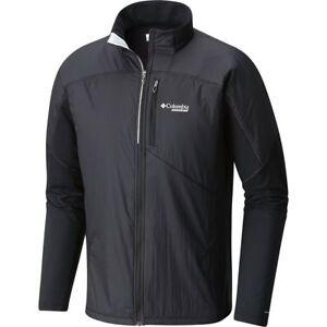 55264d47b9f7 NWT Columbia Men s Caldorado Insulated Jacket Trail Running Coat ...