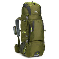 High Sierra Tech 2 Series Titan 55 Frame Pack (Moss/ Mercury)