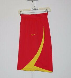 Nike-China-National-Basketball-Olympics-Team-Authentic-Shorts-sz-L-USED