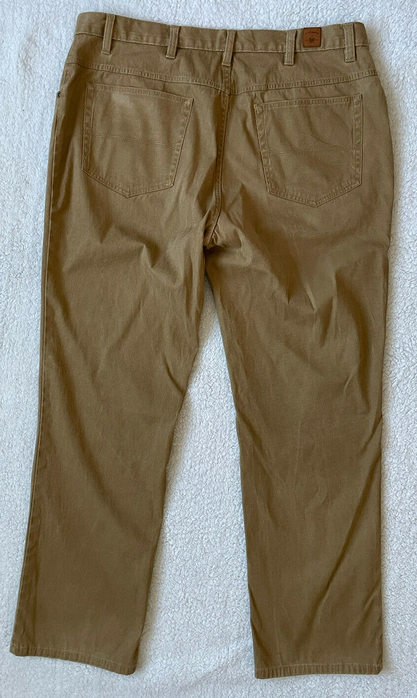 Bills Khakis Men Pleated Beige Cotton CORDUROY Ca… - image 2