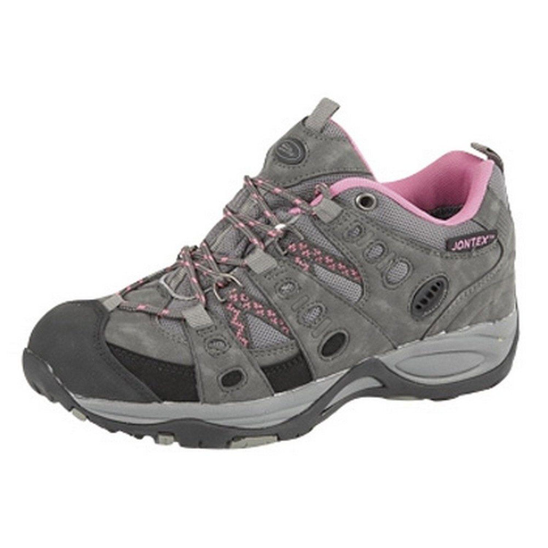 Señoras resistente al agua y transpirable Senderismo, Trekking, Caminar Zapato JOHNSCLIFFE CASCADE