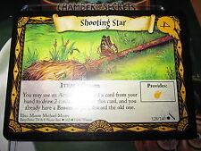 HARRY POTTER TCG GAME CARD CHAMBER OF SECRETS SHOOTING STAR 128/140 COM MINT EN