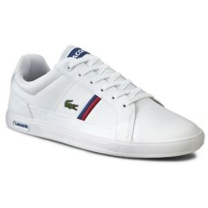 083b594ea9b ... Lacoste-Europa-TCL-SPM-Cuir-Baskets-Chaussures-Homme