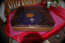 Dual CS 701 Turntable