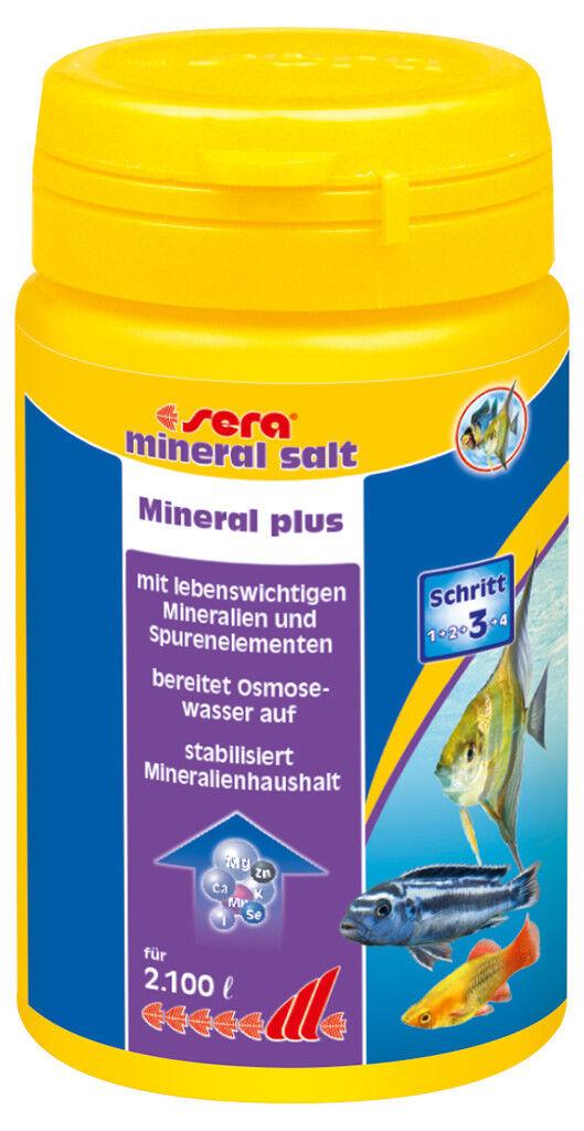Da 2 Pacco Sera Minerale Salt, 2 x 2,5 KG