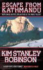 Escape from Kathmandu by Kim Stanley Robinson (Paperback, 1990)