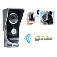 Home Security Wireless Wifi Doorbells Cellphone Remote Video Camera Door Bell