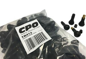 1000x TR413 Gummi Ventile / Reifen Ventile auch für Alufelgen