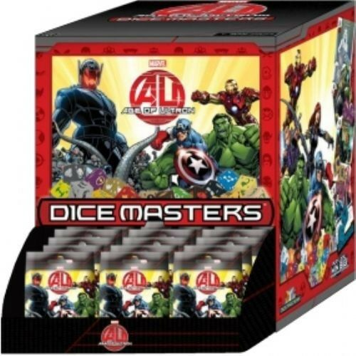 Age of Ultron Gravity Gravity Gravity Feed Booster Display - Marvel Dice Masters 90pcs 53f70f