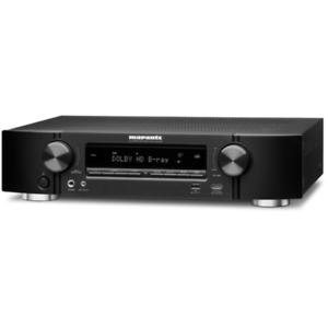 Marantz-NR1509-5-2-AV-Receiver-4K-AirPlay-WLAN-Bluetooth-Spotify-Heos-Schwarz