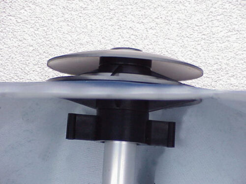 Prevent mold and mildew damage. Boat Vent II Properly Vents your boat cover