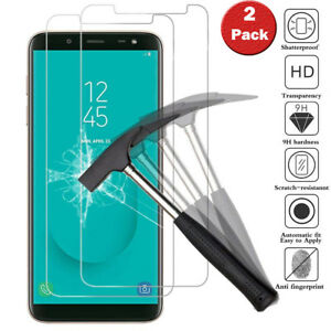 Gorilla-Tempered-Glass-Screen-Protector-For-Various-Samsung-Galaxy-J4-J6-J8-2018