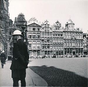 Bruxelles C. 1950 - La Grand Place Belgique - Div 5564