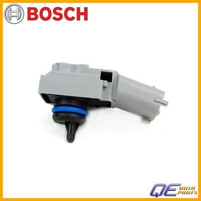 NEW For Bosch Fuel Pressure Sensor-on Fuel Rail Gas 31272732