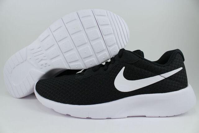 pick up skate shoes online here NIKE TANJUN GS BLACK/WHITE ROSHE ONE RUN TWO RUNNING WOMEN KIDS US YOUTH  SIZES