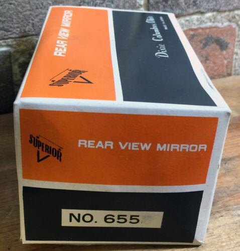 2X Dixie Superior Distributing 655 Mirror Harley Davidson 91875-70 Hand Lever