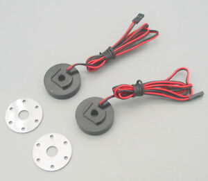 JP Hobby Electric Brake System 2inch 55mm Wheel 4mm Axle