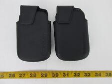 BlackBerry Hdw-38842-001 Black Leather Swivel Holster Bold 9900 9930