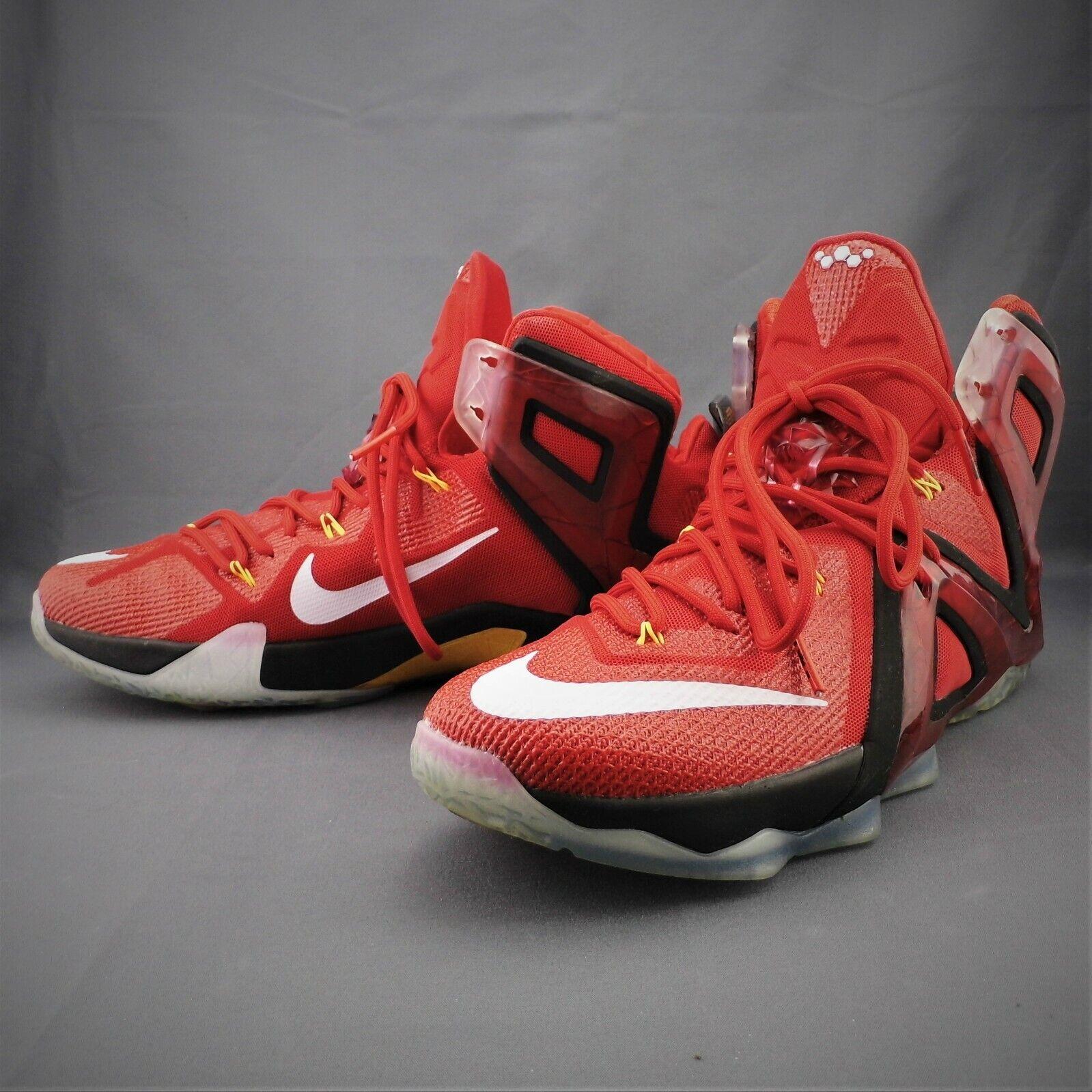 2014) Nike LeBron 12 Elite \
