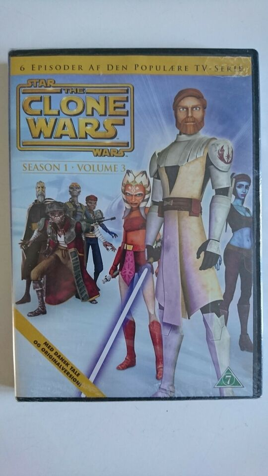 Star Wars - The Clone Wars - Season 1 - Volume 3, instruktør