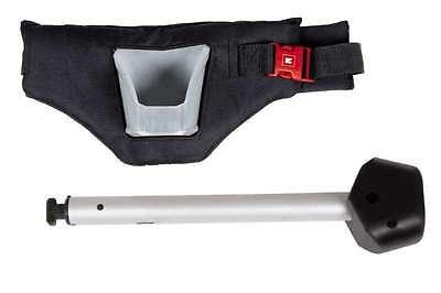 Beckengurt mit Teleskoprohrstütze + Verlängerung für GE-EC 720 T