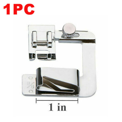 Side Cutter Overlock Presser Foot Sewing Machine Tool For Singer Janome Brother