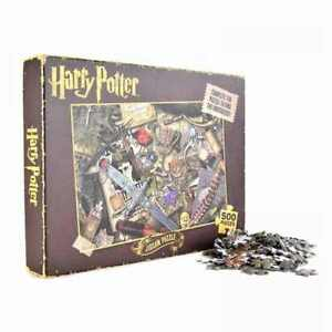 OFFICIAL-HARRY-POTTER-HORCRUX-500-PIECE-JIGSAW-PUZZLE-NEW-AND-BOXED