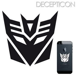 decepticon transformers movie logo autobot robot vinyl decal sticker