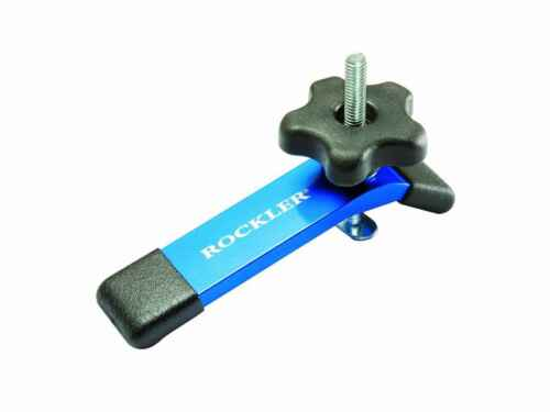Rockler 754728 140 x 29 mm 5-1//2 1-1//8in Hold down clamp