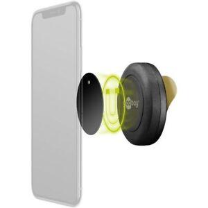 Auto-KFZ-Magnet-Handy-Halterung-selbstklebend-Smartphone-Halter-Auto-PKW-LKW