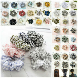 Women-Elastic-Hair-Rope-Ring-Tie-Scrunchie-Ponytail-Holder-Hair-Band-Accessories