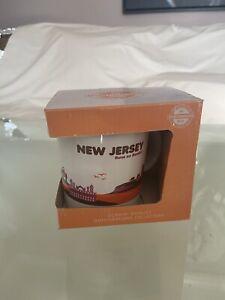 2013 Dunkin Donuts New Jersey Limited Edition Coffee Mug