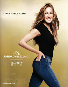 ad085fb52b7 Image is loading Sarah-Jessica-Parker-1-page-clipping-2016-ad-