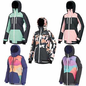Picture-Lander-Print-Jacket-Damen-Snowboardjacke-Skijacke-Winterjacke-Jacke-NEU
