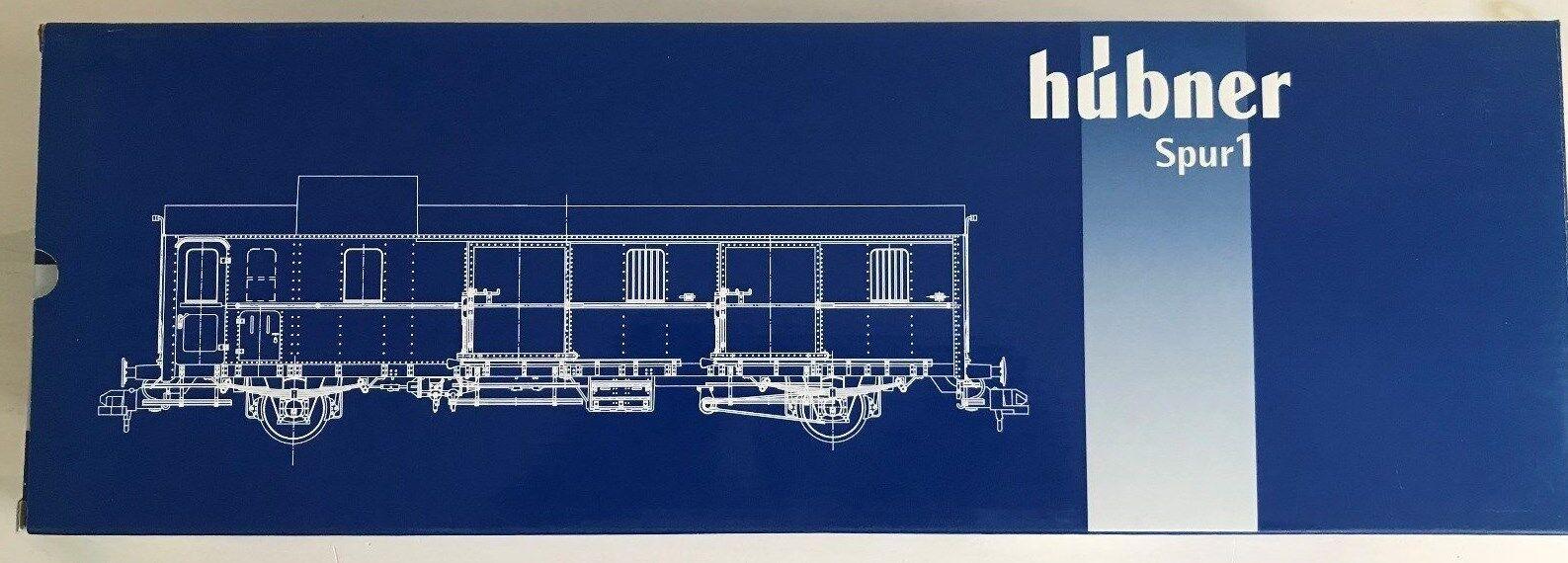 Hübner 20131 traccia 1 carri merci officina auto trasformazione da pwi-23 Nuovo Per