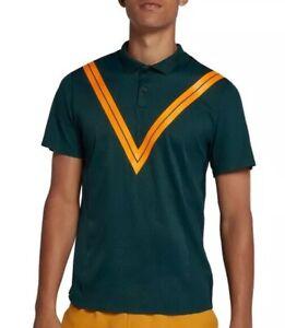 Agressif Nike Court Rf Avantage Zonal De Refroidissement Tennis Polo 939080-303 Taille M Neuf-afficher Le Titre D'origine Dernier Style