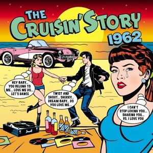 CRUISIN-039-Story-1962-Esther-Phillips-The-orlons-Jimmy-Clanton-Sam-Cooke-2-CD-NUOVO
