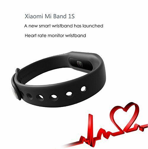 0a549381ba403 Xiaomi S1 Mi Band Smartband with Heart Rate Monitor Brand New Condition in  Retail Package